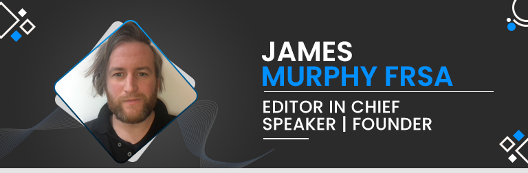 James Murphy FRSA.