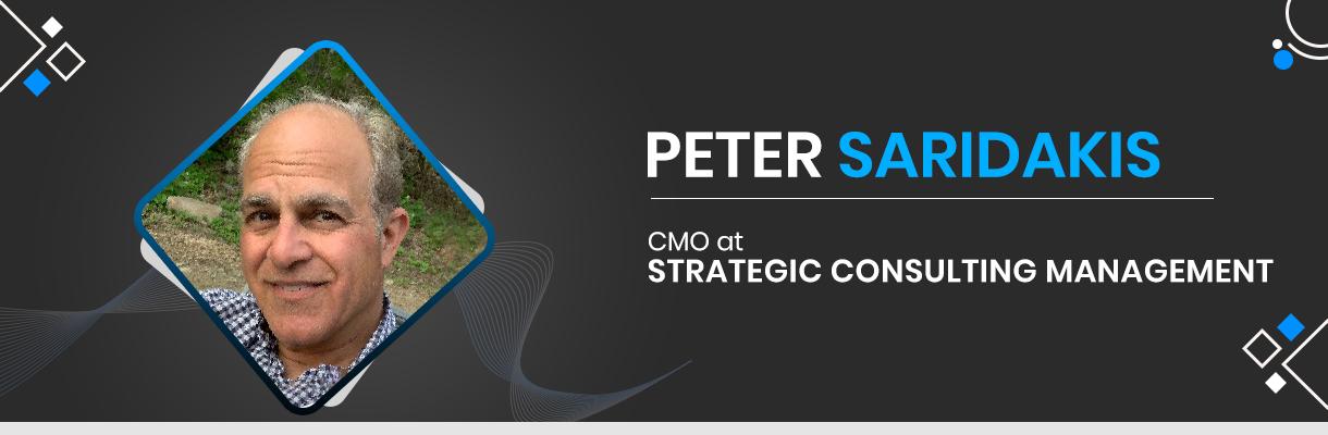 Interview With Peter Saridakis