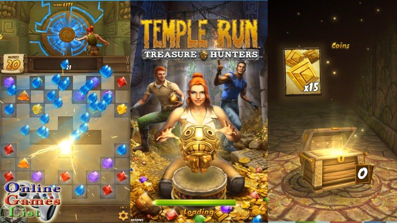 Temple Treasure Hunt