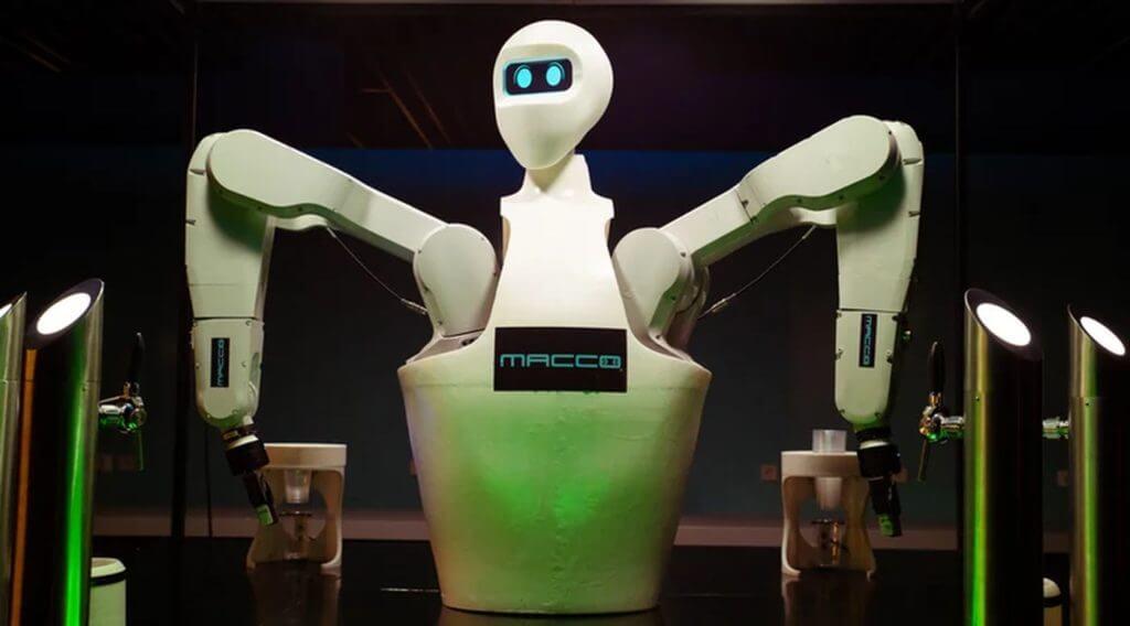 Kime humanoid robot