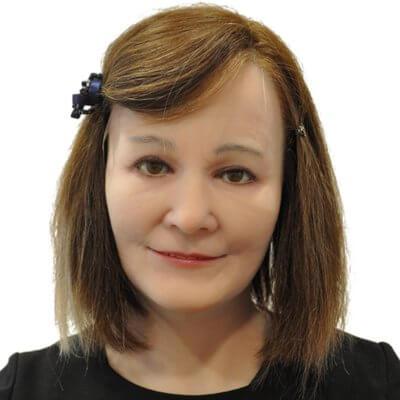 Nadine Social Robot
