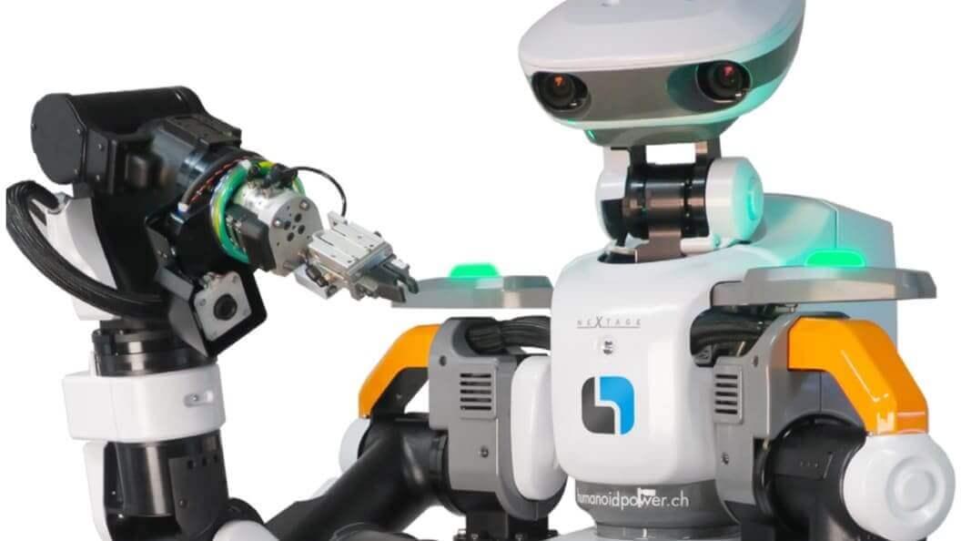 Nextagehumanoid robot