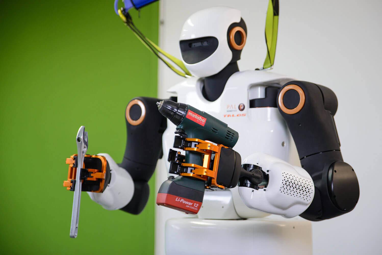 TALOS Humanoid robot