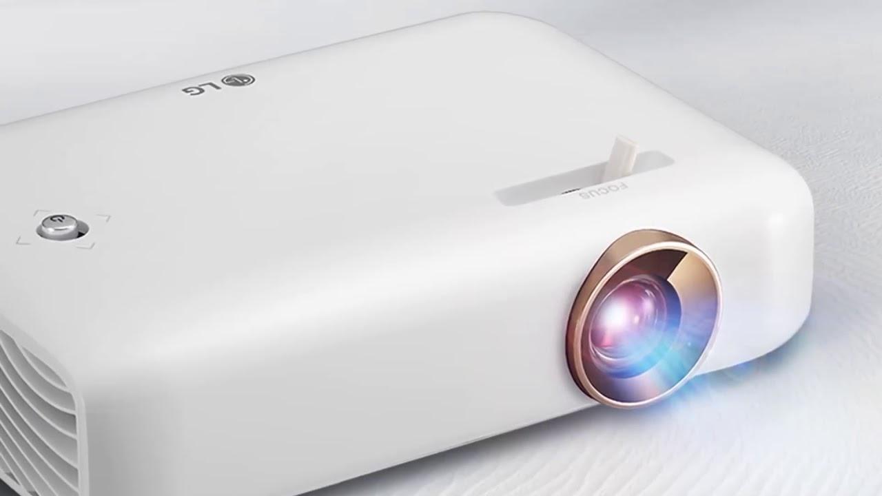 LG CineBeam PH550G Portable Projector
